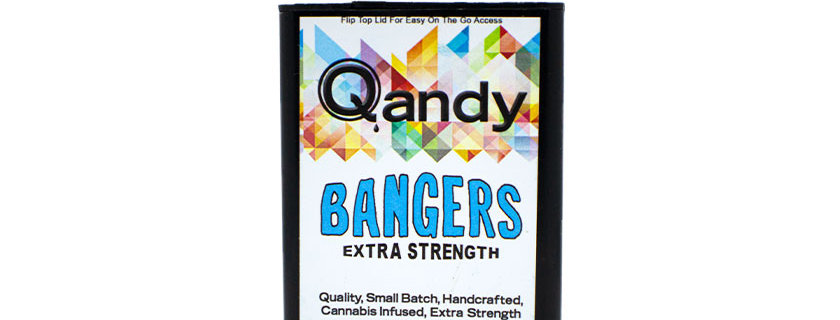 500mg Qandy - Tropical Fruits Bangers Extra Strength