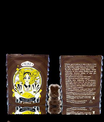 2500mg ALICE | Milk Chocolate Mushroom Edible