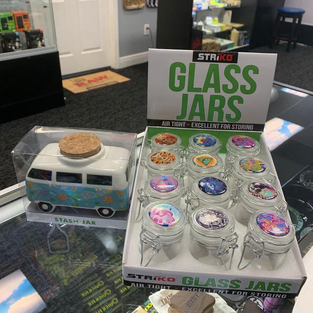 Stash Jars
