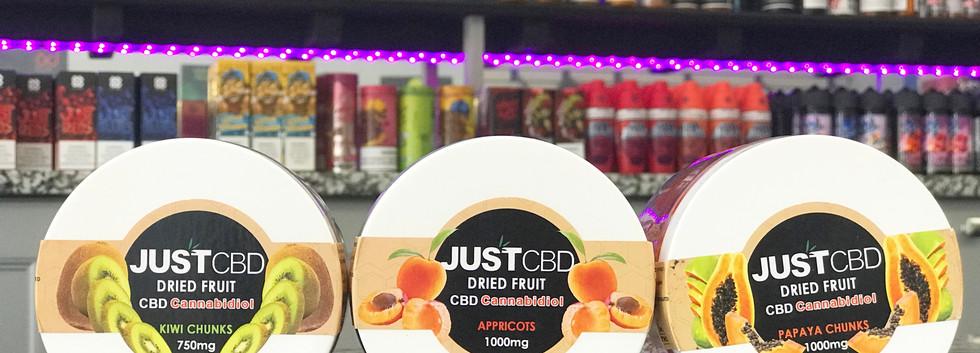 CBD Dried Fruit