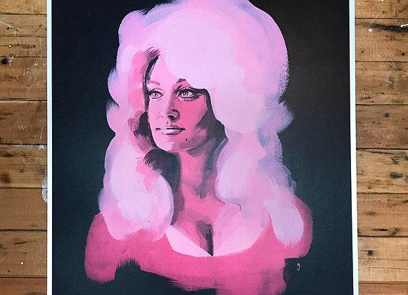 Cotton Candy Dolly Parton