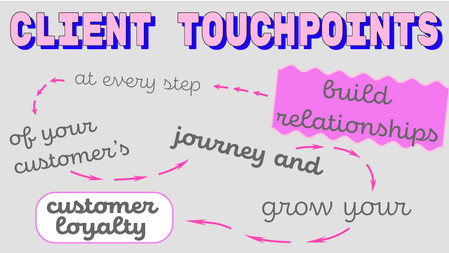 Client Touchpoints: Build Relationships