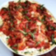 Cheesy Italian Macaroni
