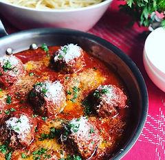 San Marzano Meatballs
