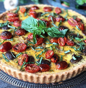 cheesy quiche, italian quiche, organic breakfast, french quiche,