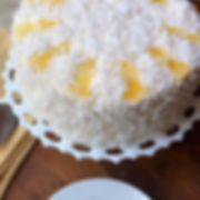Tropicake Coconut Pineapple Cake