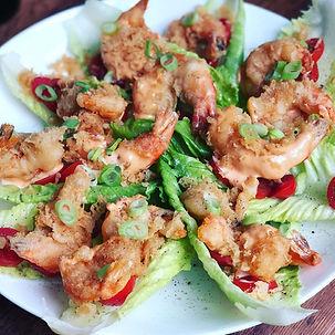 yum yum tempura shrimp