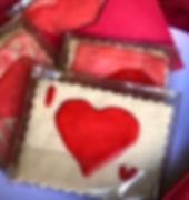 Edible Valentine Card