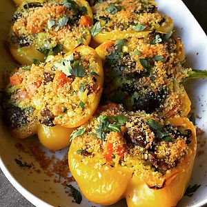 Fall Stuffed Peppers