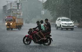 Highest rain in October this year in Delhi, broke 61-year record