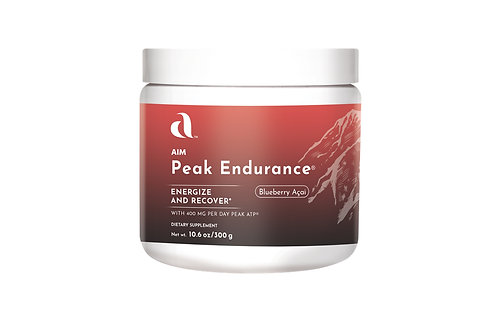AIM Peak Endurance®  Blueberry Acai 300g tub