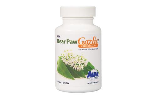 AIM Bear Paw Garlic® 90 capsules