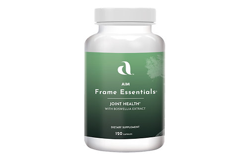 AIM Frame Essentials® 120 capsules