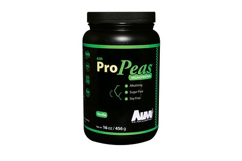 AIM ProPeas® Vanilla Protein Powder 456g