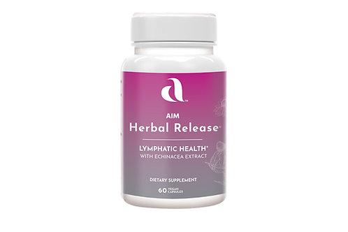 AIM Herbal Release® 60 vegan capsules