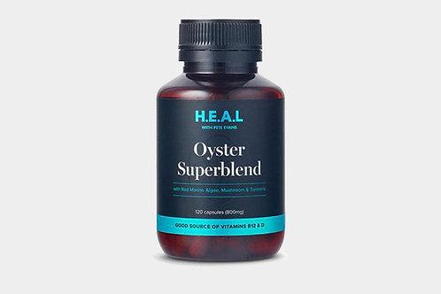 Pete Evans H.E.A.L Oyster SuperBlend 120 Capsules
