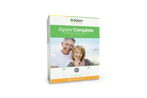 Jigsaw Complete™ 1 box (60 packets)