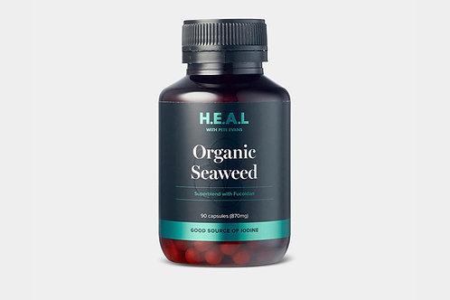 Pete Evans H.E.A.L Organic Seaweed SuperBlend 90 Capsules