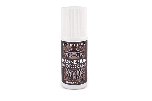 Ancient Lakes Magnesium Deodorant 50ml