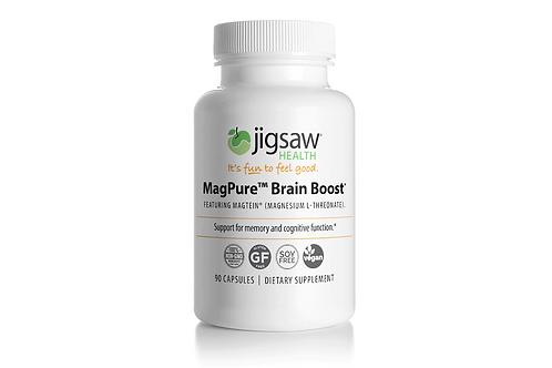 Jigsaw Health MagPure™ Brain Boost 90 capsules