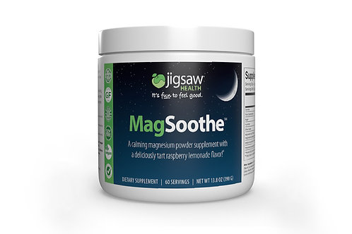 Jigsaw Health MagSoothe Tart Raspberry Lemonade 396g
