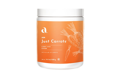 AIM Just Carrots® 400g powder