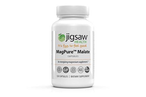 Jigsaw MagPure™ Malate 120 capsules