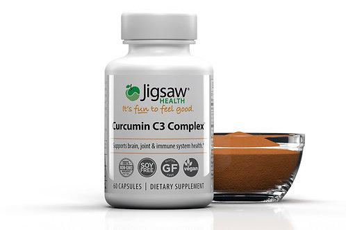 Jigsaw Curcumin C3 Complex®
