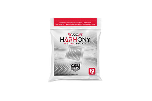 VoxxLife Harmony HPT Patches (10 pack)