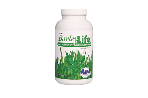 AIM BarleyLife® Traditional 280 vegan capsules