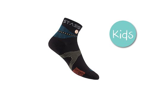 Kids VoxxLife Athletic Mini-Crew socks