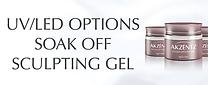 Options Törpüsüz Protez Tırnak Jeli