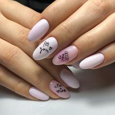 Ideal Combo 💅🏻 manicure Favorite gel c