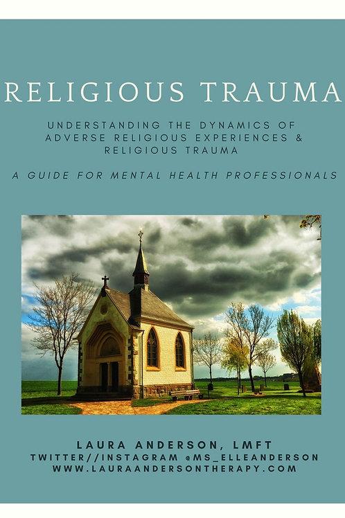 Religious Trauma Manual