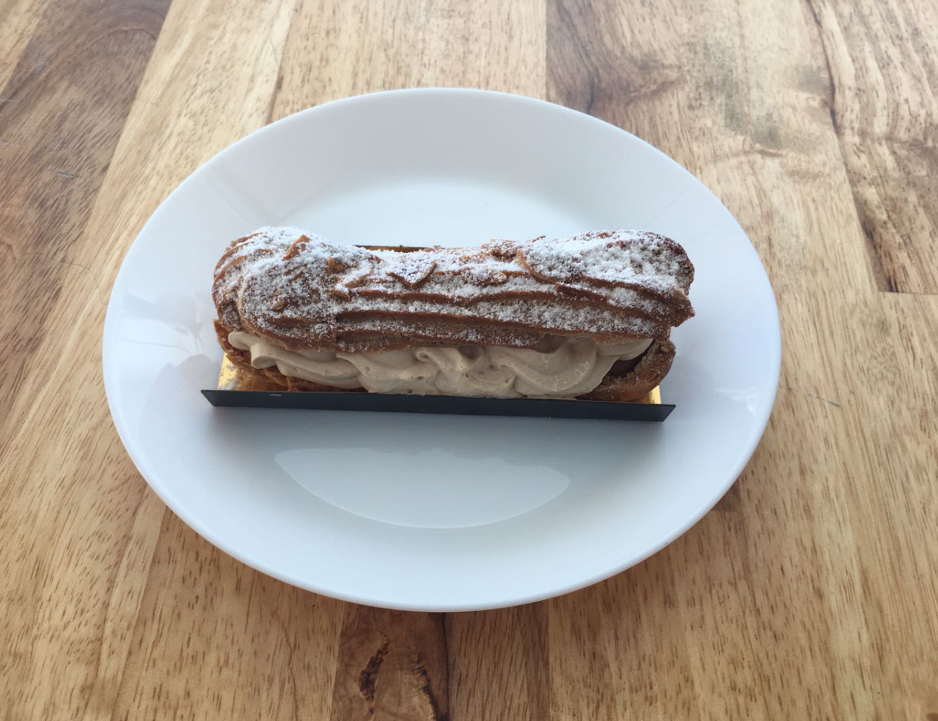 Chantilly Eclair