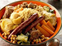 Couscous 3 meats
