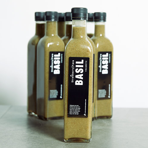 Basil Vinaigrette 500ml