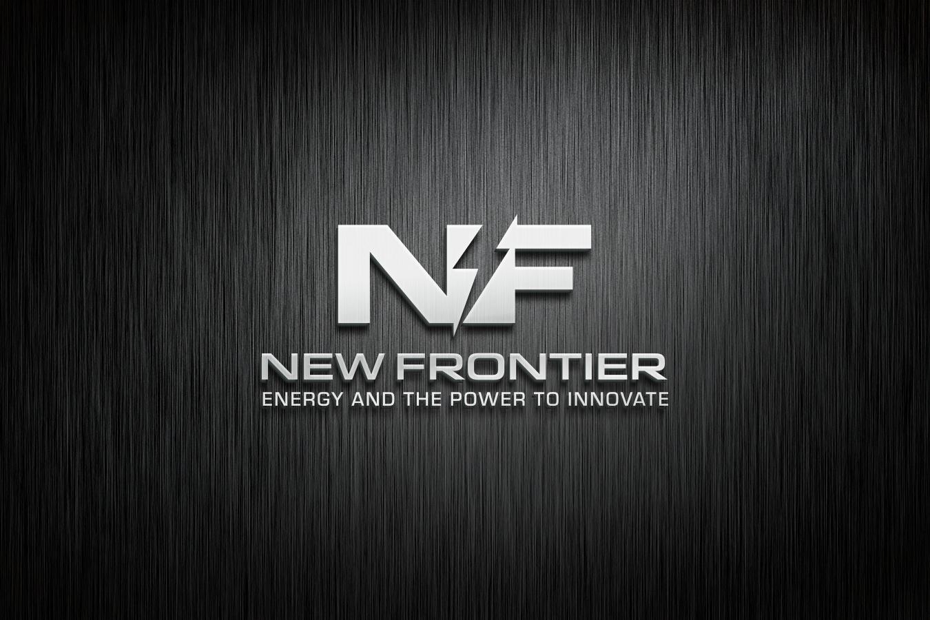3D Mockup New Frontier