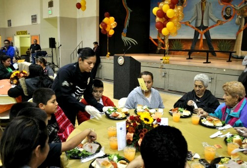 Ramona Gardens Community Celebrates Community Safety Partnership with LAPD