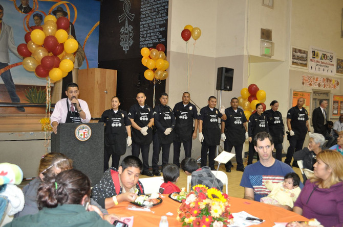 Celebrating Community Safety Partnership's One Year Anniversary