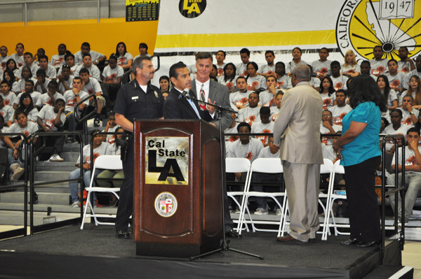 HACLA Joins the Mayor, LAPD Chief and others to Kick-off Summer Night Lights