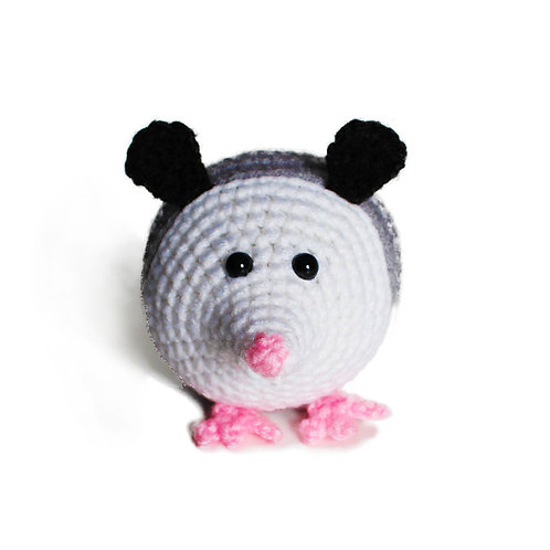Possum stress and anxiety relief ball