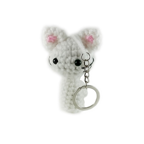 Kitty key chain