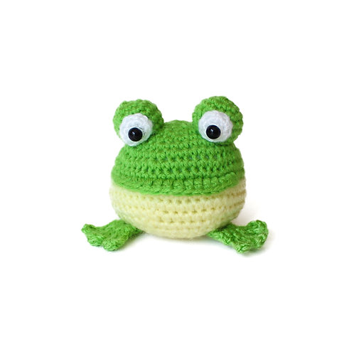 Frog stress and anxiety relief ball