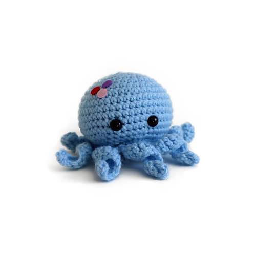 Octopus stress and anxiety relief ball