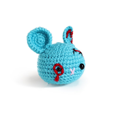 Zombie mouse stress and anxiety relief ball