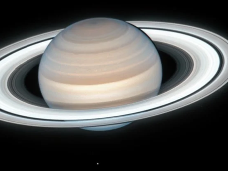 Saturn, Lord of the Rings!