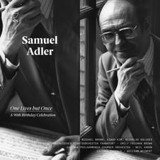 Adler: One Lives but Once