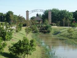 WATERFALL CANAL