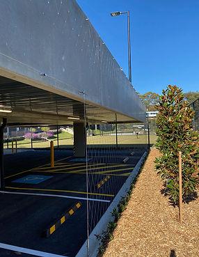 KLTC Flexi-mesh Green Wall Facade